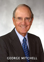 On Topic with George J. Mitchell
