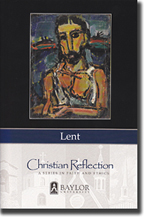 Christian Reflection: Lent Cover