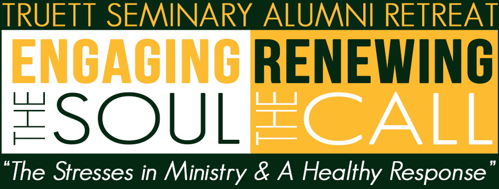 Alumni Retreat Banner