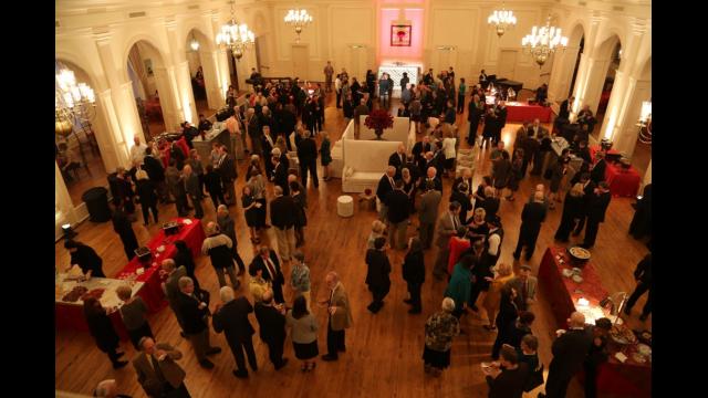 Full-Size Image: Regent/Faculty Reception