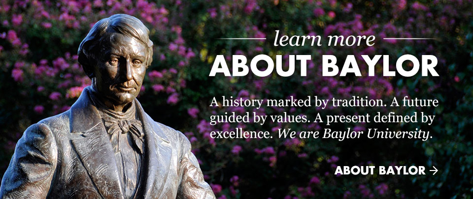 Learn more About Baylor