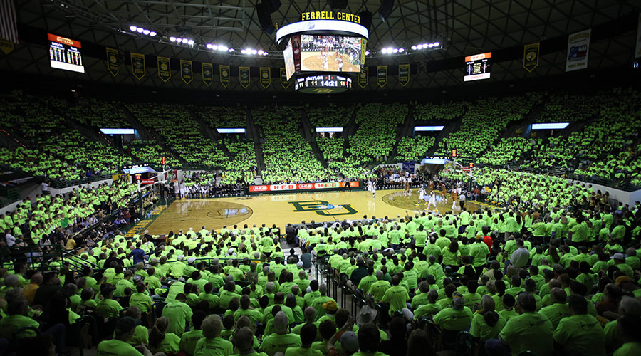 Baylor Bear Basketball