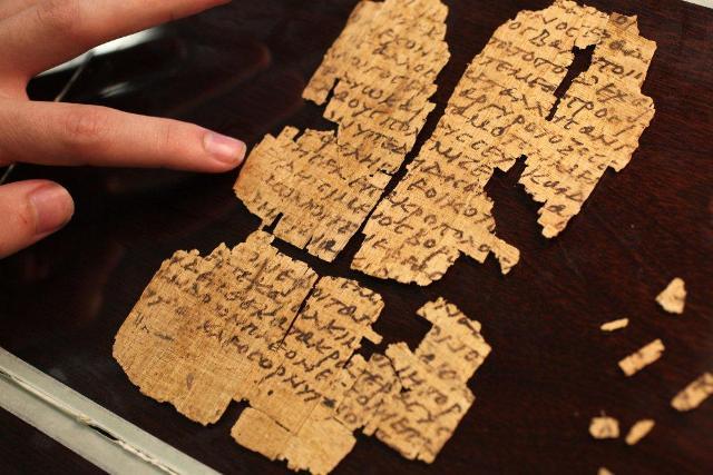 Papyrus bits