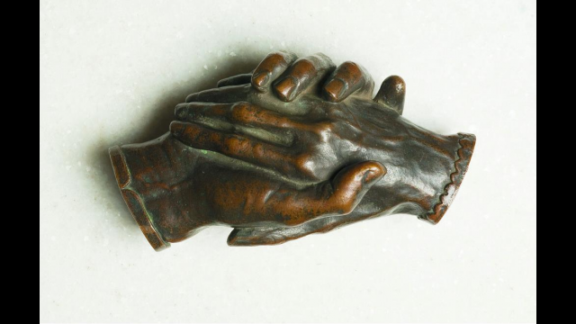 The Cloister of the Clasped Hands