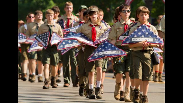 Boy Scout Study 1
