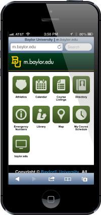 m.baylor.edu