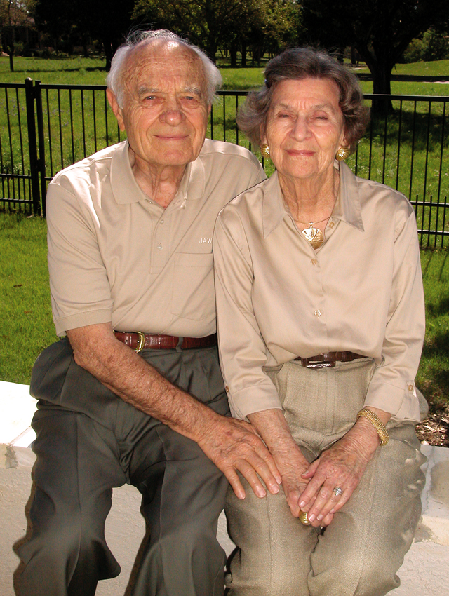 Jack and Martha Whetsel
