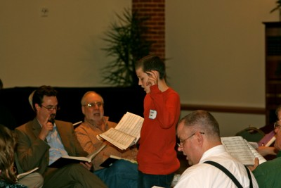 Sacred Harp Sing 2013 - Picture 7