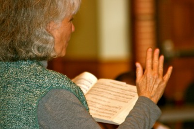 Sacred Harp Sing 2013 - Picture 9