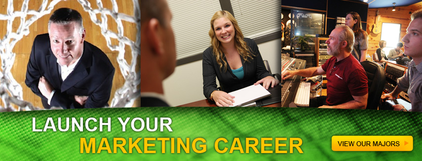 Launch Your Marketing Career