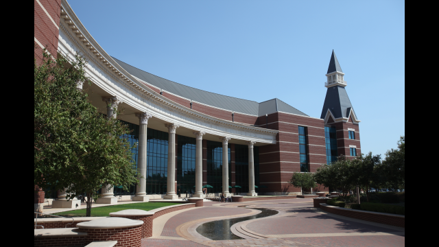 Baylor Sciences Building