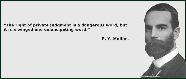 E. Y. Mullins