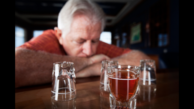 Elderly and Alcohol