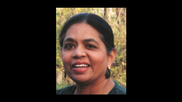 Meera Chandrasekhar, Ph.D.