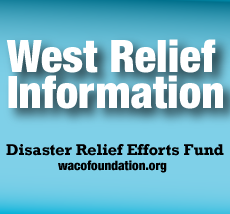 West Relief Graphic