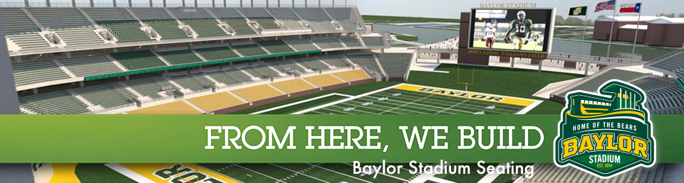Baylor Stadium Club Seating - DOWN | Give to Baylor ...