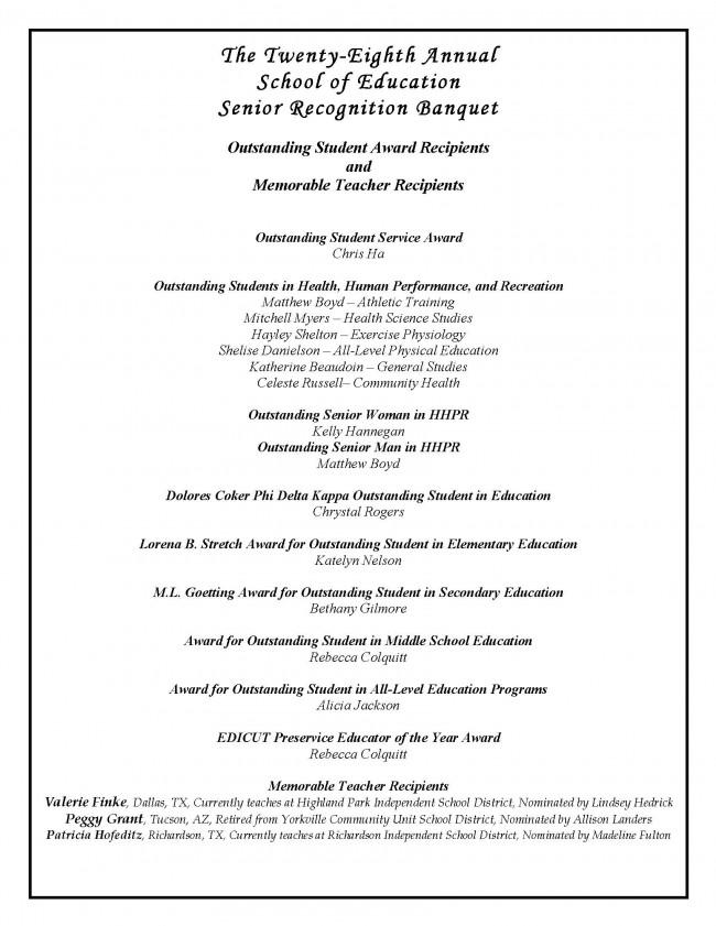 senior recog prog 2013