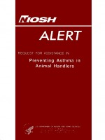 NIOSH Publication 97-16