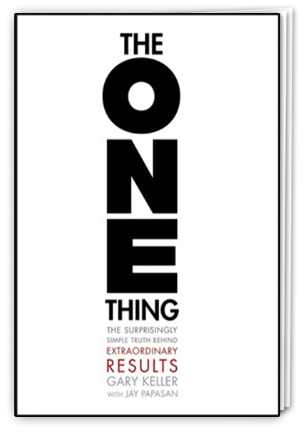 Book Cover: The One Thing