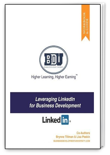 Book Cover: Leveraging Linked In