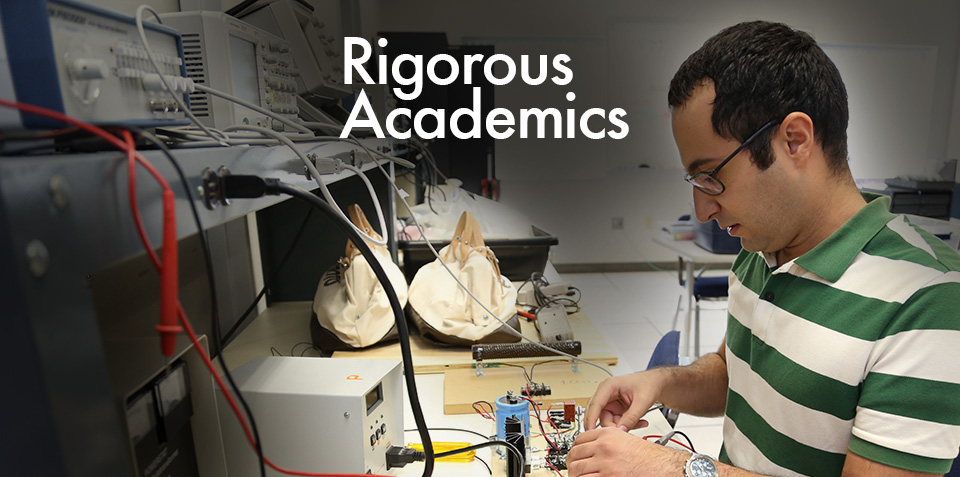 Rigorious Academic - image