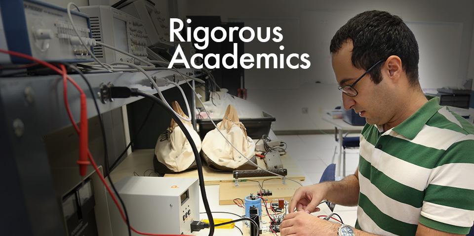 Rigorious Academic - image