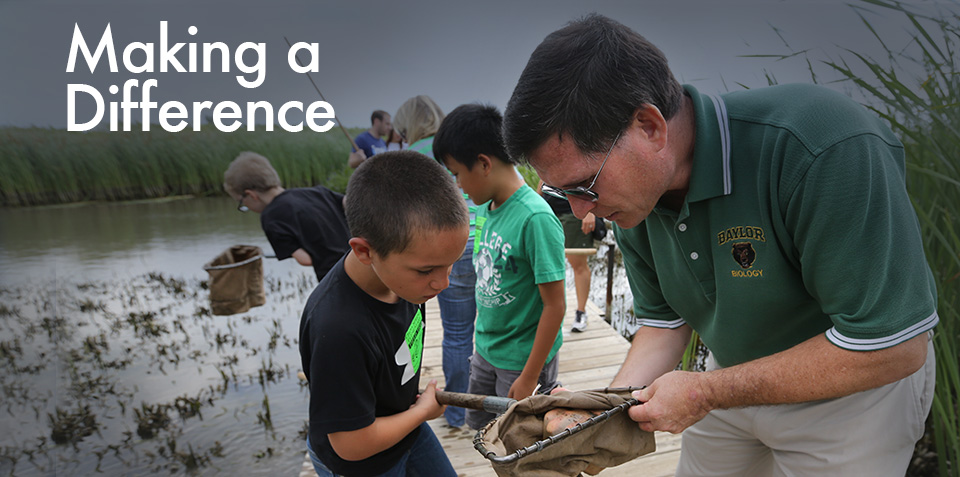 Making a Difference - image