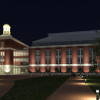 [Baylor Business School Exterior Rendering]