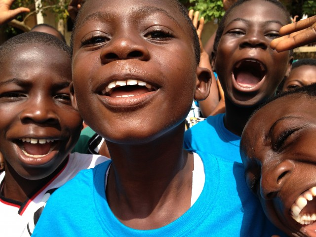 Ghana Work
