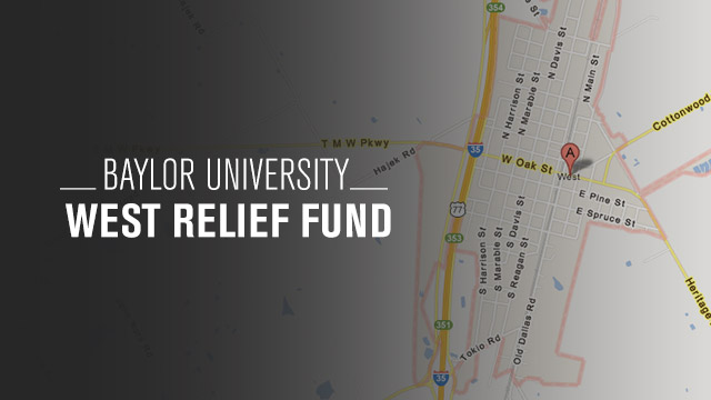 Baylor West Relief Fund