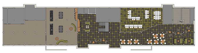 South Russell Floor Plans