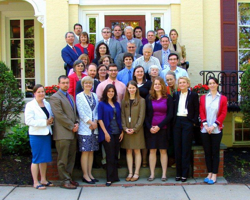 Summer Conference Participants 2013