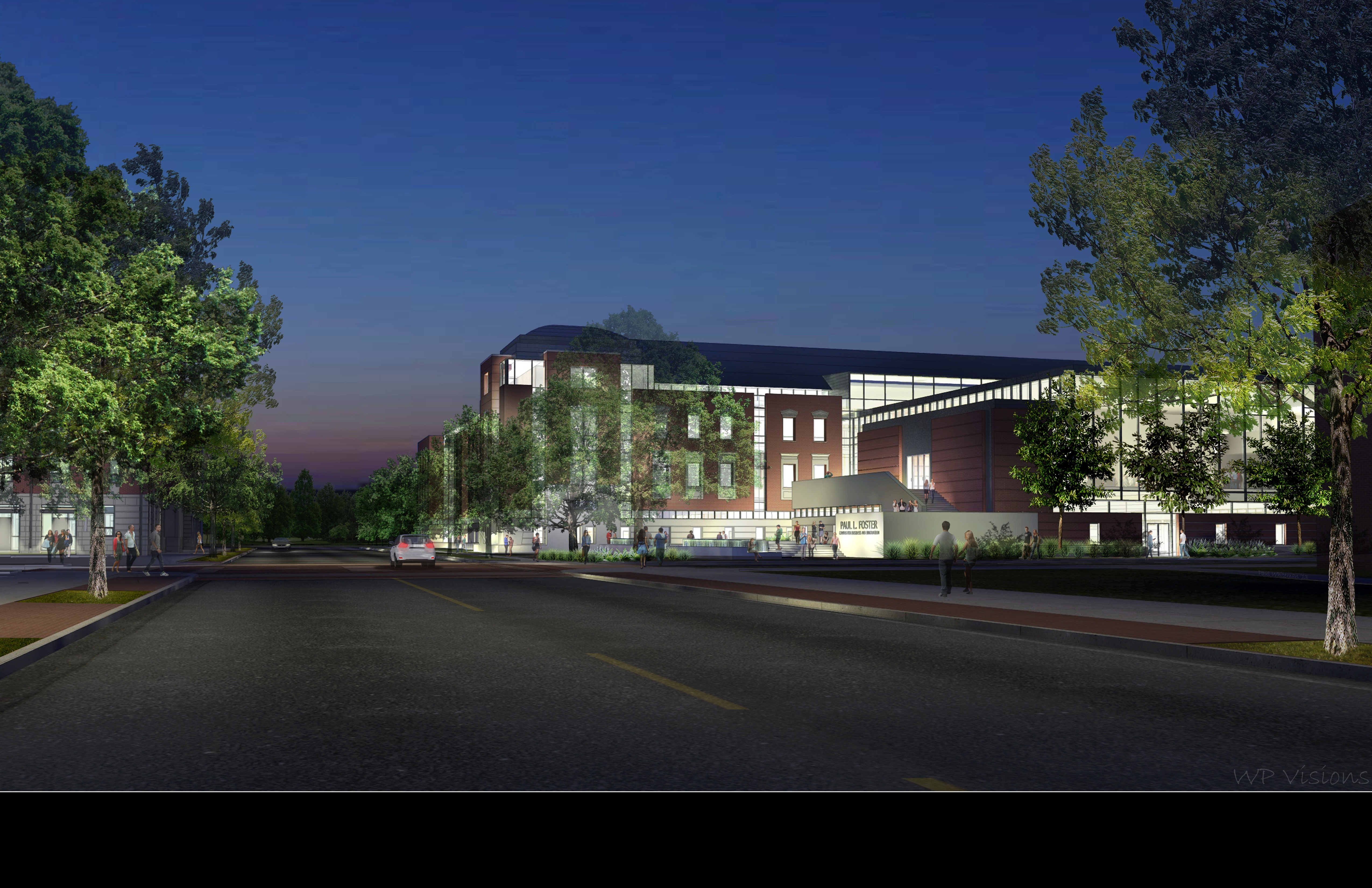 Design A Parking Garage Baylor Regents Authorize Feasibility Study And Fundraising