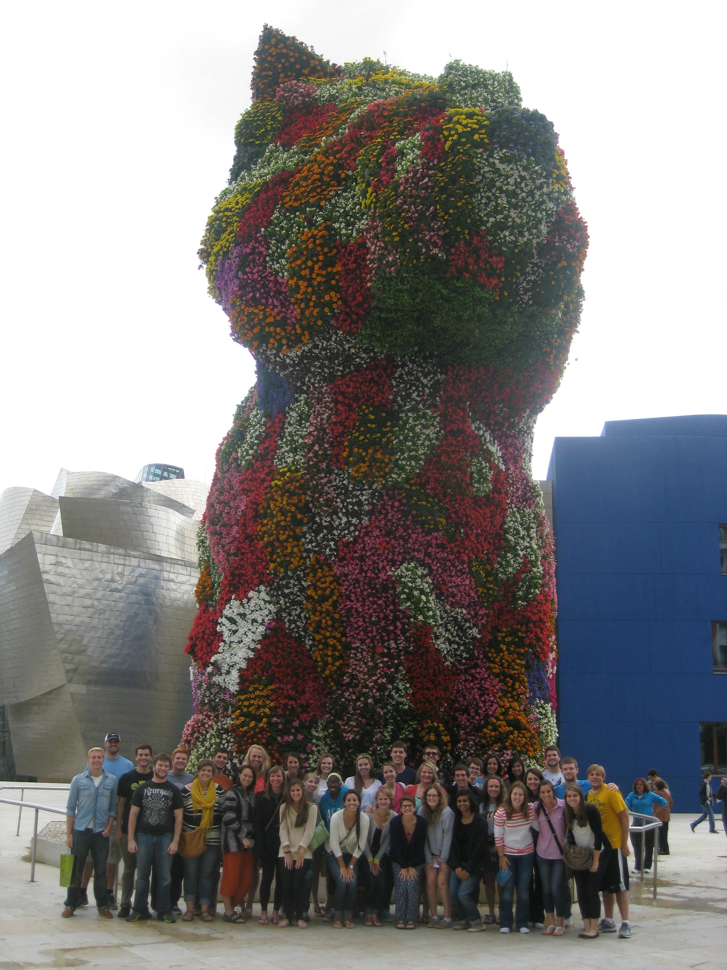 Spain 2013 group