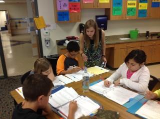 colquitt in classroom