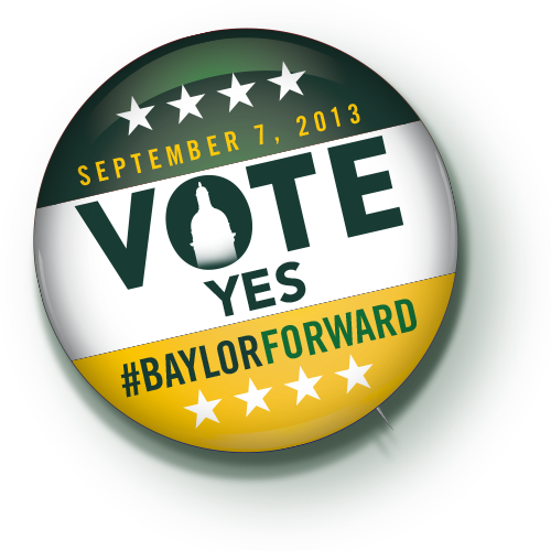 #BaylorForward