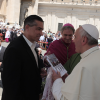 Baylor Philosophy Professor, Francis J. Beckwith, Speaks at Vatican Conference and Meets Pope Francis.
