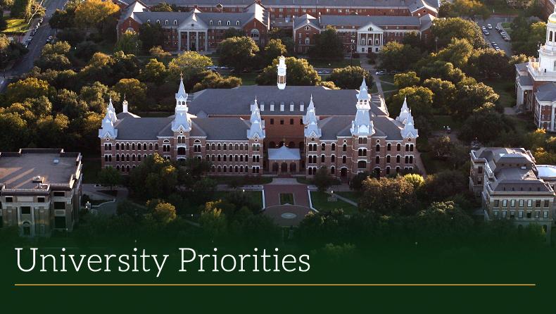 University Priorities