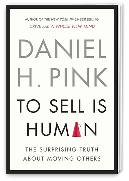 Book Cover: To Sell Is Human