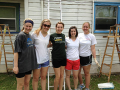 Service with Habitat for Humanity