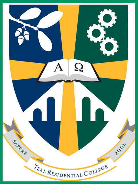 TRC Crest (with border)