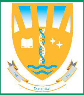 Earle Hall Crest