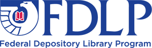 FDLP logo with text