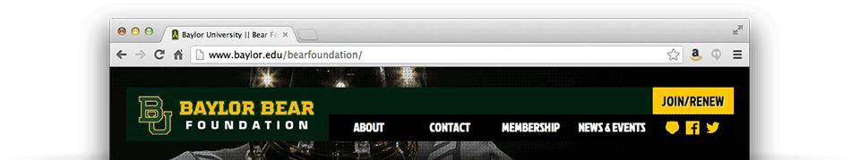 web-header - bear foundation