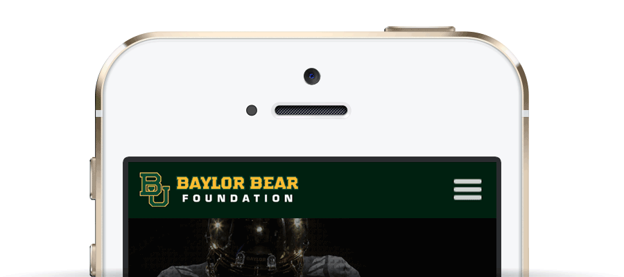 web-header - bear foundation - mobile