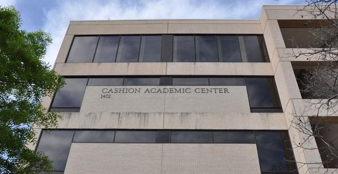 Cashion Building