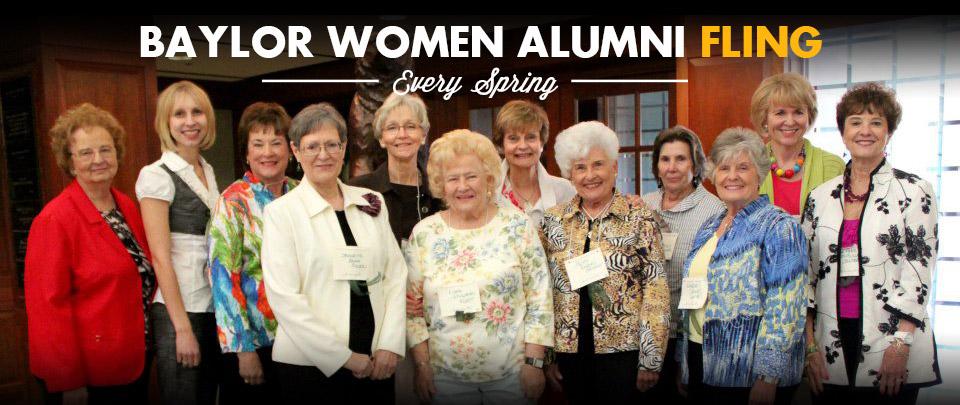 Baylor Women Alumni Fling