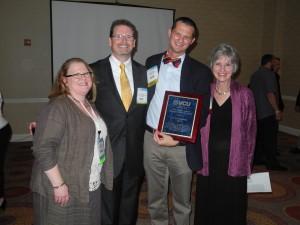 Jon Singletary Award 2013