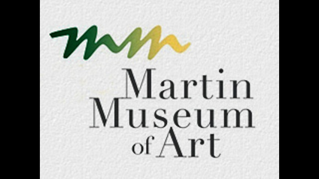 Martin museum logo