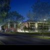 [Foster Campus Architectural Rendering]
